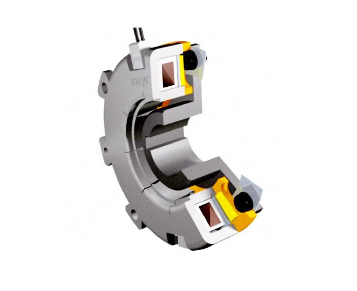 6 14 2, מנועי חשמל E.M.G.Y. EFF1, מצמדים, מקשרים (מצמדים), מצמדים חשמליים מאייר, מצמדים חשמליים mayr